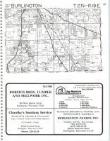Map Image 015, Kenosha and Racine Counties 1986